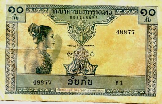 10 kips laotien reduit