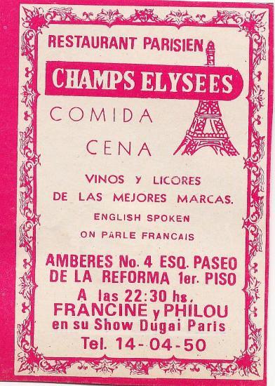 13 pub champs elysees