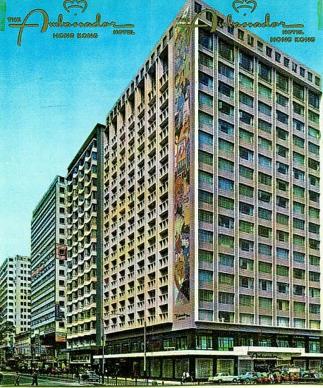 3 65 a l ambassador hotel