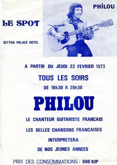 Affiche du spot 1974