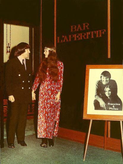 Bar l aperitif affiche 1