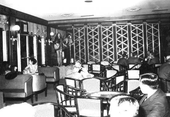 Chosun hotel le bar