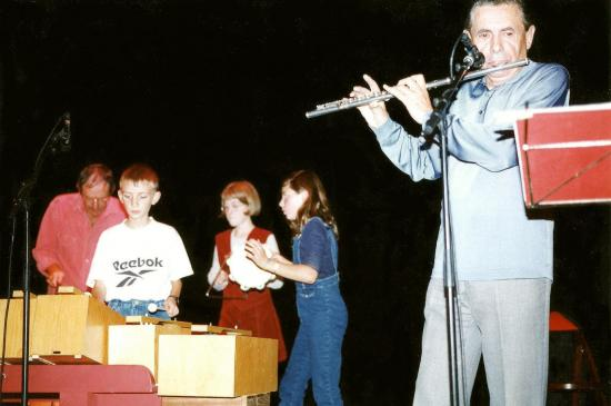 Momo et sa flute revu