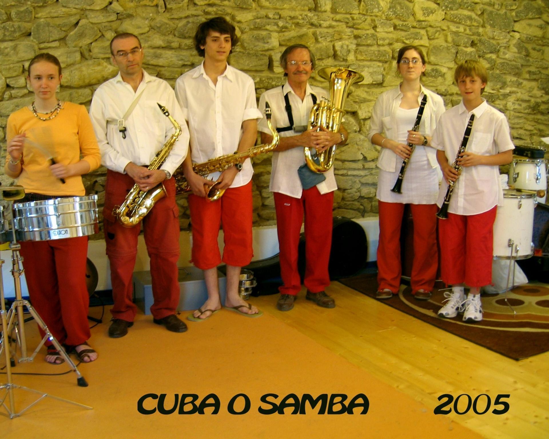 O samba