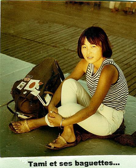 Tami et ses baguettes legende